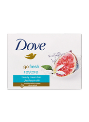Dove Go Fresh Restore Beauty Cream Soap Bar, 100gm