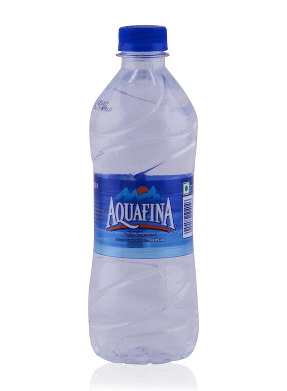 Aquafina Bottled Drinking Water, 500ml