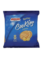 Americana Butter Cookies, 8 Packets x 90g