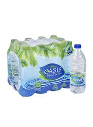 Oasis Drinking Water, 12 x 500ml