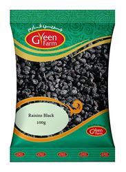 Green Farm Black Raisins, 100g