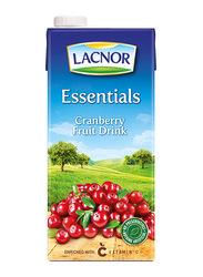 Lacnor Essentials Cranberry Juice, 1 Liter