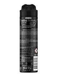 Rexona Active Dry Anti-Perspirant Deodorant for Men, 150ml