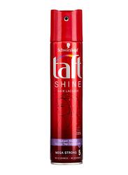 Schwarzkopf Taft Shine Hair Lacquer Spray for All Hair Types, 250ml
