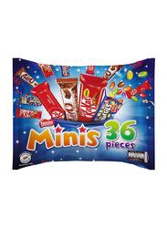 Nestle Minis Mix Chocolate Bag, 480g