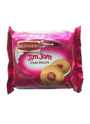 Britannia Treat Jim Jam Cream Biscuits, 150g