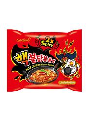 Samyang Hot Chicken Flavor Ramen Noodles, 140g