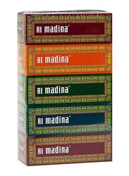 Al Madina Facial Tissue, 5 Rolls x 40 Sheets
