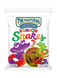 The Natural Confectionary Co Rainbow Snakes Jelly Candy, 220g