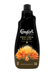 Comfort Perfumes Deluxe Concentrated Fabric Softener Indulgence, 1.5 Liter