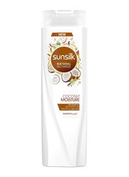 Sunsilk Coconut Moisture Natural Recharge Shampoo for All Hair Types, 400ml