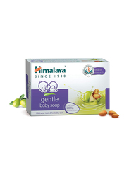 Himalaya 6-Pieces 125g Olive and Almond Baby Soap