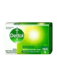 Dettol Original Pine Anti-Bacterial Soap Bar, 165gm