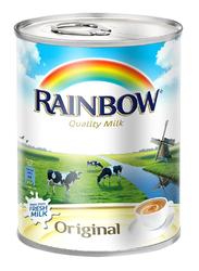 Rainbow Original Vitamin D Evaporated Milk, 385ml