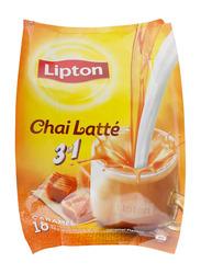 Lipton Chai Latte Caramel, 18 Sachets