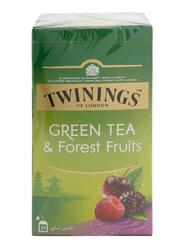 Twinings Green Tea & Forest Fruits, 25 Tea Bags