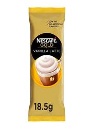 Nescafe Gold Vanilla Latte Sachet, 18.5g