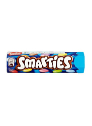 Nestle Smarties Chocolate Candy Tube, 38g