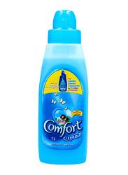 Comfort Spring Dew Fabric Softener, 1 Liter