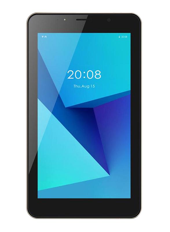 G-Tab C3 16GB Gold 7-inch IPS LCD Tablet, 1GB RAM, Wi-Fi + 3G