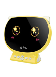 G-Tab Q5 16GB Yellow 7-inch Kids Mate Tablet, 1GB RAM, Wi-Fi Only