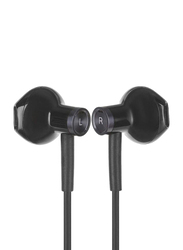 Xiaomi Mi 3.5mm Jack In-Ear Dual Driver Earphones, Black