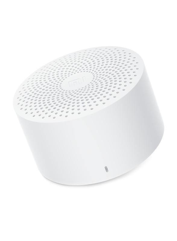 Xiaomi Mi Compact Portable Bluetooth Speaker 2, White