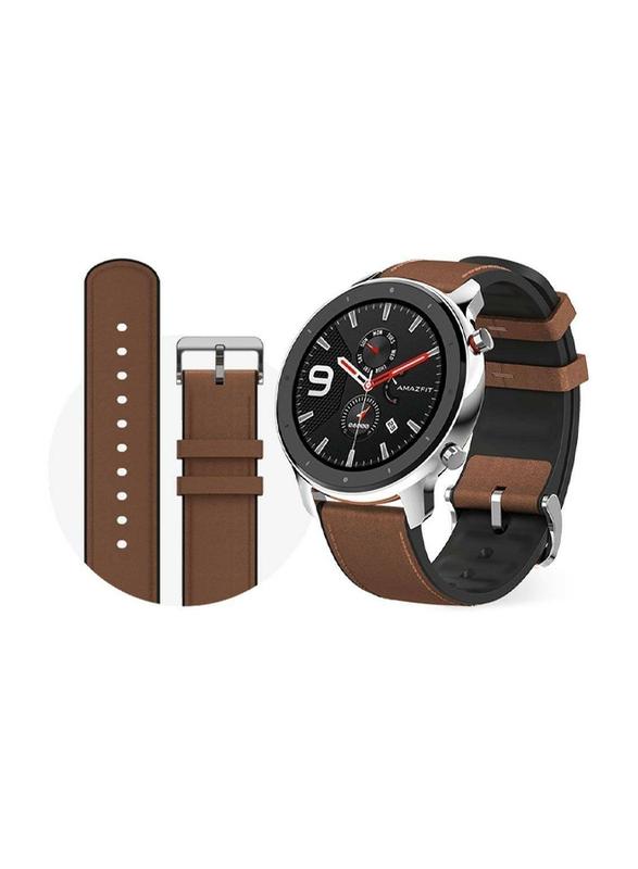 Xiaomi Amazfit GTR A1902 47mm Smartwatch, GPS, Stainless Steel