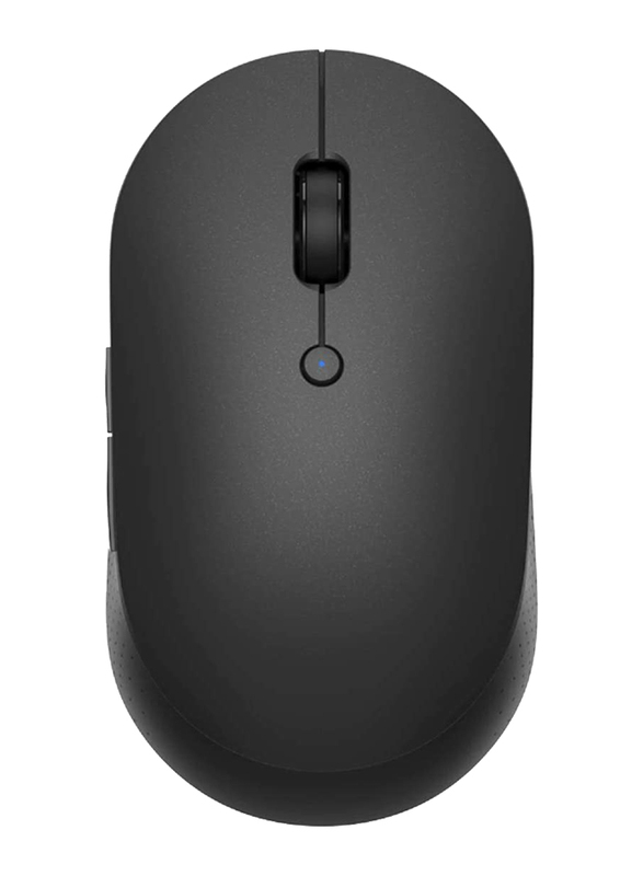 Xiaomi Mi Dual Mode Silent Edition Wireless Optical Mouse, Black