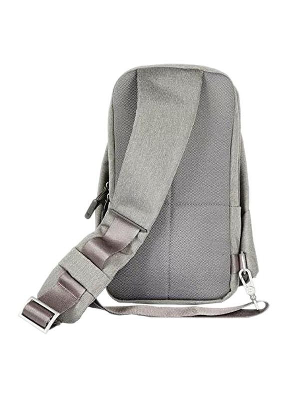 Xiaomi Mi City Sling Bag Unisex, Light Grey