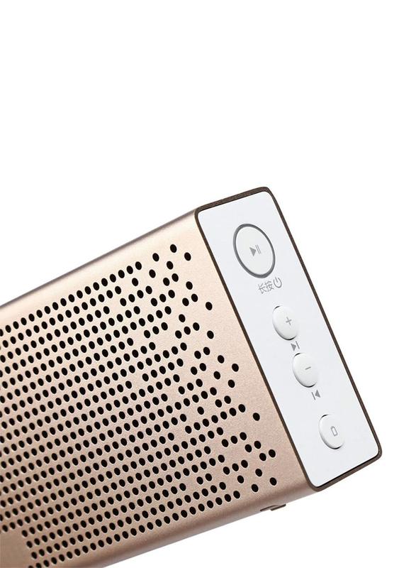 Xiaomi Mi Portable Bluetooth Speaker, Gold