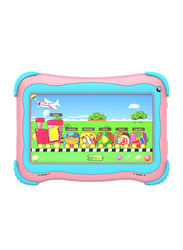 G-Tab Q4 16GB Pink 7-inch Kids Tablet, 1GB RAM, Wi-Fi Only