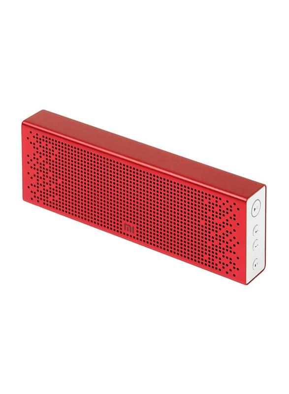 Xiaomi Mi Portable Bluetooth Speaker, Red