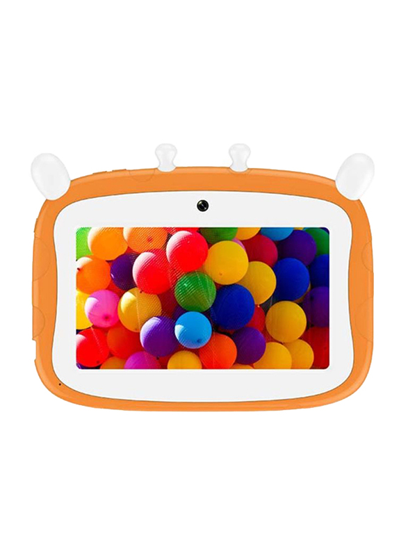 G-Tab Q2 16GB Orange 7-inch Kids Tablet, 1GB RAM, Wi-Fi Only