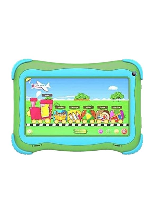 G-Tab Q4 16GB Green 7-inch Kids Tablet, 1GB RAM, Wi-Fi Only