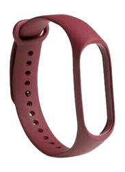 Xiaomi Mi TPE Band 3/4 Strap for Xiaomi Mi Smart Watch 150mm/240mm, Red