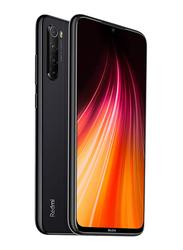 Xiaomi Redmi Note 8 64GB Space Black, 4GB RAM, 4G LTE, Dual Sim Smartphone
