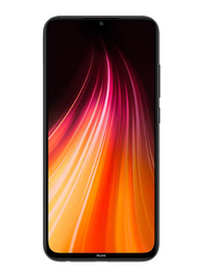 Xiaomi Redmi Note 8 64GB Space Black, 4GB RAM, 4G LTE, Dual Sim Smartphone