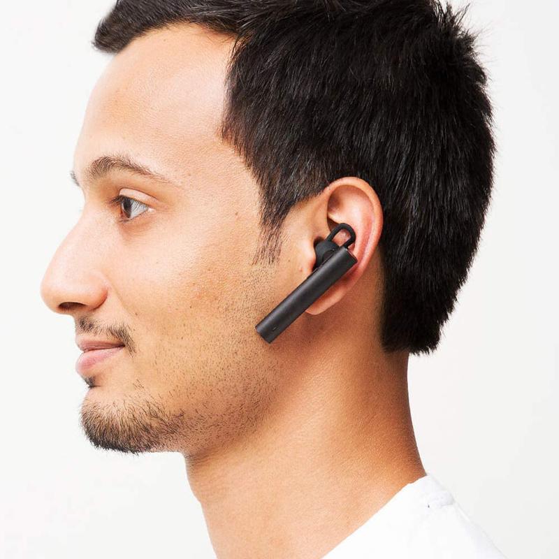 Xiaomi Mi ZBW4412GL Bluetooth In-Ear Headset, Basic Black