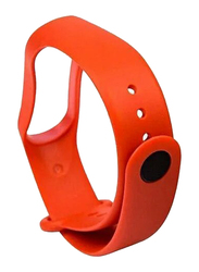 Xiaomi Mi TPE Band 3/4 Strap for Xiaomi Mi Smart Watch 150mm/240mm, Orange