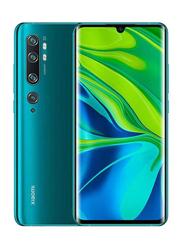 Xiaomi Mi Note 10 128GB Aurora Green, 6GB RAM, 4G LTE, Dual Sim Smartphone