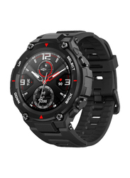 Xiaomi Amazfit T-Rex A1919 Smartwatch, GPS, Rock Black
