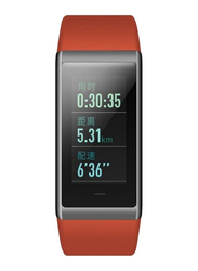 Xiaomi Amazfit A1702 Cor Fitness Band, Red