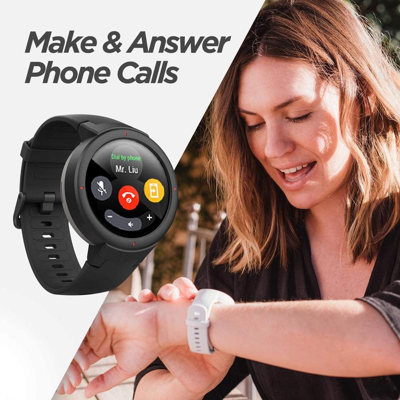 Xiaomi Amazfit Verge A1811 43mm Smartwatch, GPS, Grey