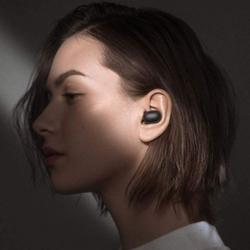 Xiaomi Mi Basic S ZBW4502GL True Wireless In-Ear Earbuds, Black