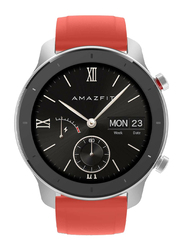 Xiaomi Amazfit GTR A1910 42mm Smartwatch, GPS, Coral Red