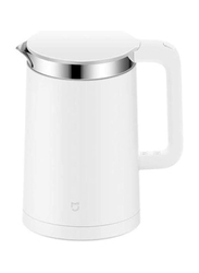 Xiaomi Mi 1.5L Smart Electric Kettle, 1800W, ZHF4012GL, White