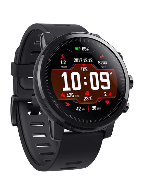 Xiaomi Amazfit Stratos A1619 Smartwatch, GPS, Black