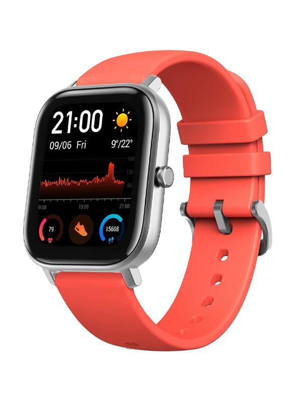 Xiaomi Amazfit GTS A1914 Smartwatch, GPS, Vermillion Orange