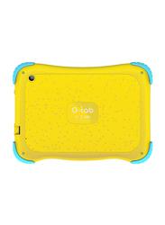 G-Tab Q4 16GB Yellow 7-inch Kids Tablet, 1GB RAM, Wi-Fi Only